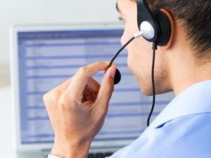 telemarketer thinkstock