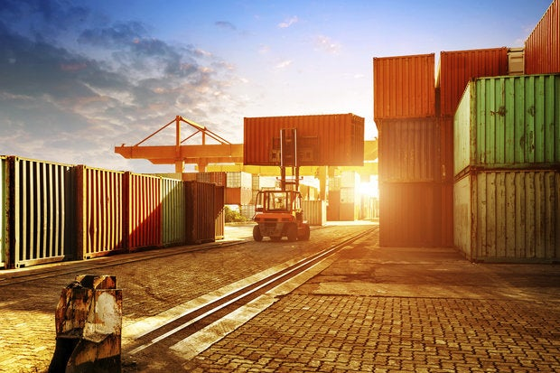 From chaos to containers