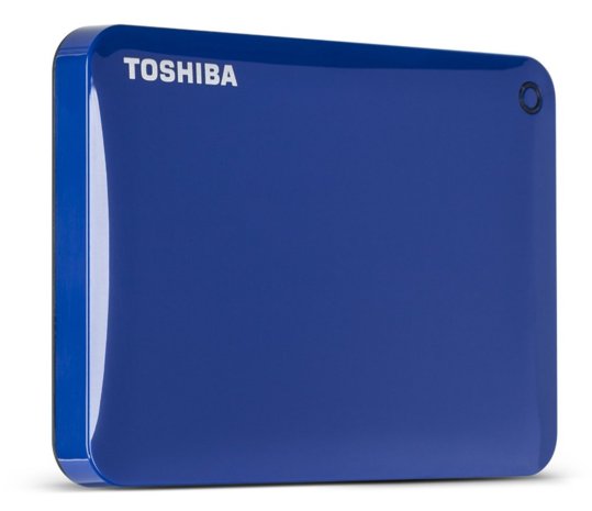 toshiba canvio connect portable storage