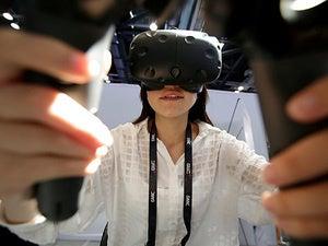 virtual reality china htc vive