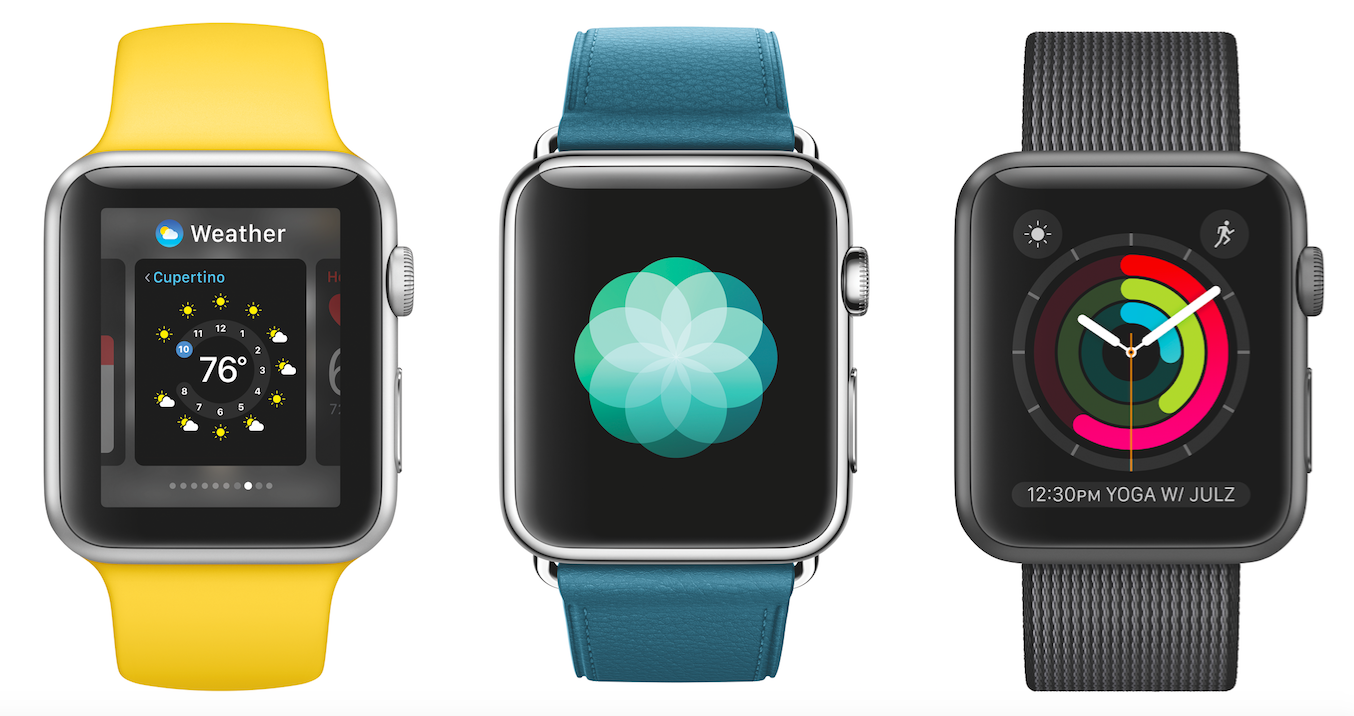 watchOS 3 FAQ: Glances are going away as Watch apps speed up and move to a  Dock | Macworld