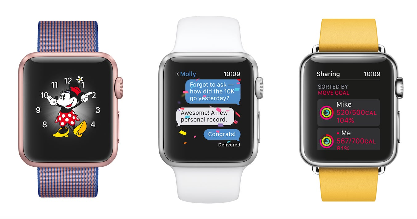 Watchos 3 major update now available - Watchos 3 Primary