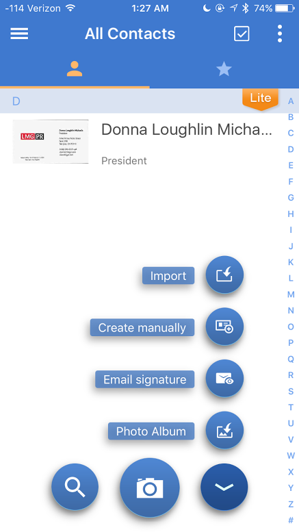 5 apps to help you digitally organize business cards macworld worldcard mobile contacts list reheart