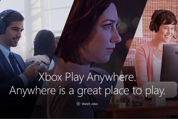 What Xbox Play Anywhere really means: A cheerful rebranding