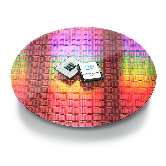 Intel's Xeon E7-8800 v4 series chips have up to 24 CPU cores.