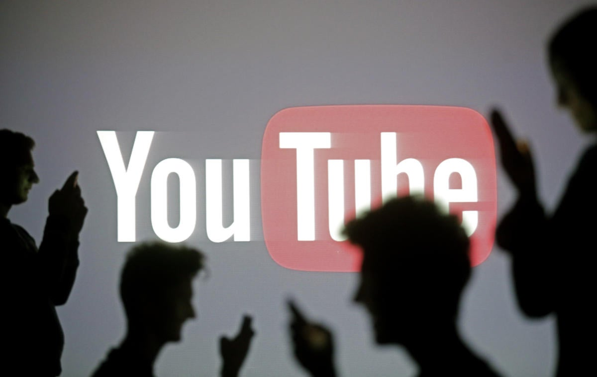youtube logo mobile devices