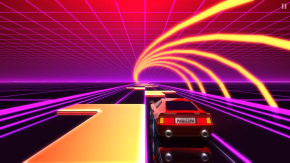 ysp neondrive gameplay