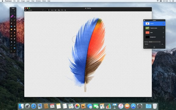 01 pixelmator quick selection tool