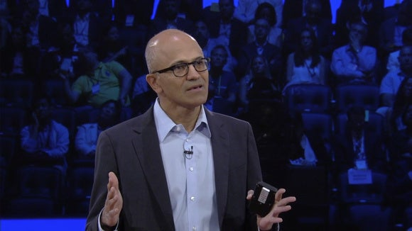 Microsoft's Nadella takes on privacy fears about LinkedIn, Cortana