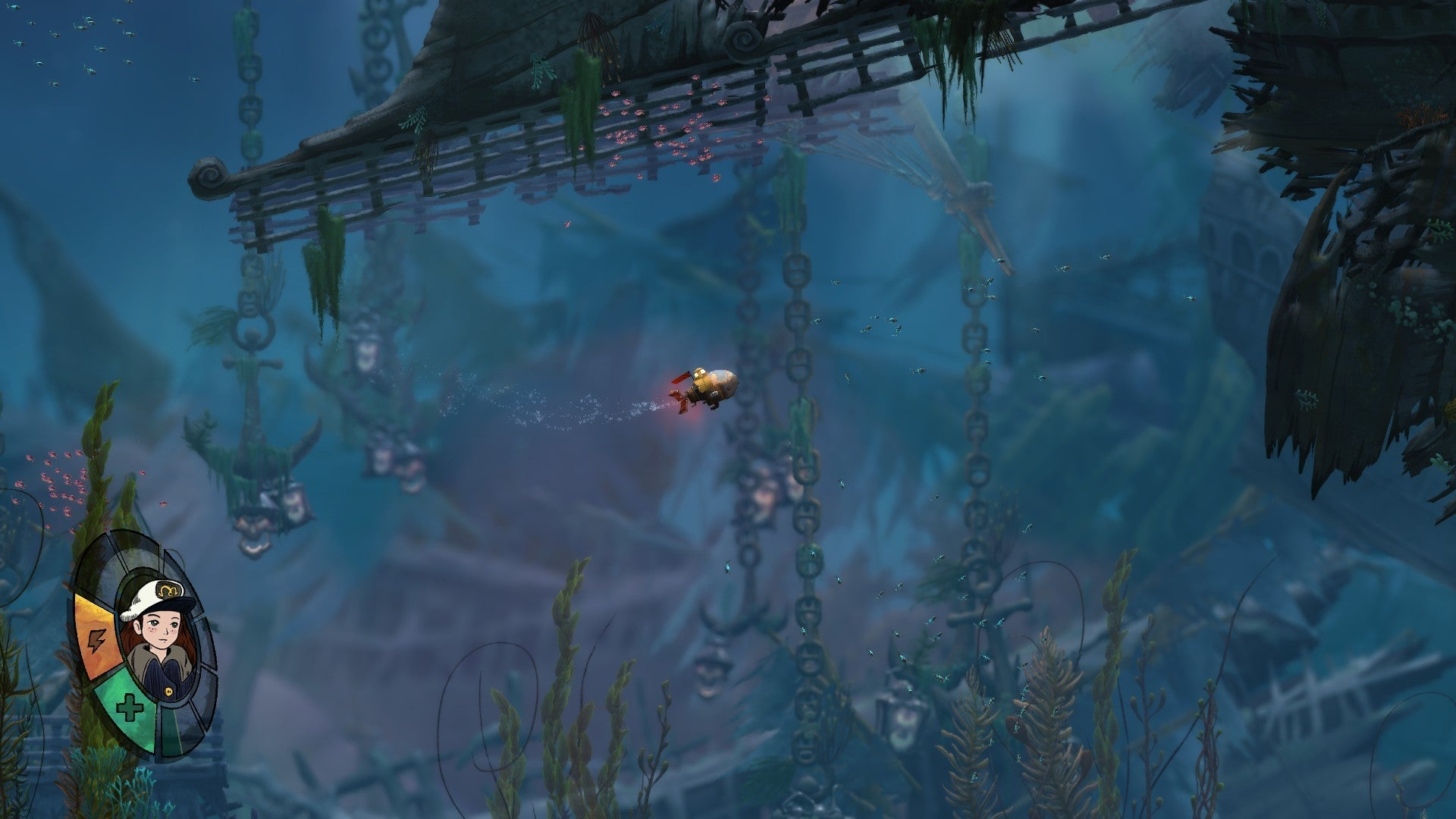Song Of The Deep Review Gorgeous Reflective And Not Very Deep