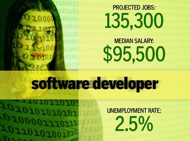 2 software developer