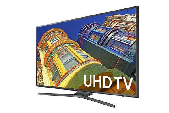 Samsung UH55KU6300 55-inch 4K UHD TV