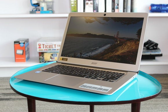 Acer Chromebook 14 review: You can brag a little about this