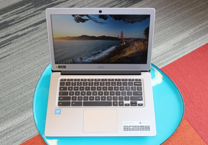 acer chromebook 14 top