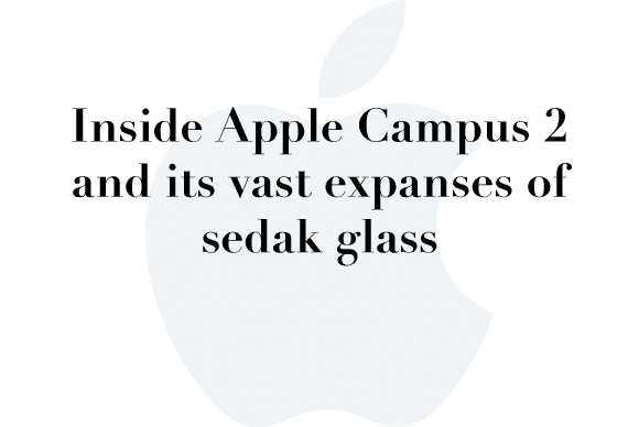 apple campus 2 sedak