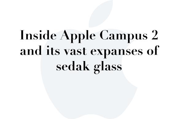 apple campus 2 sedak