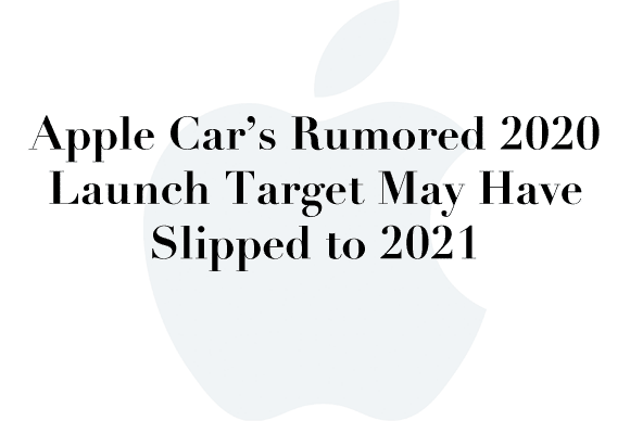 apple car 2021