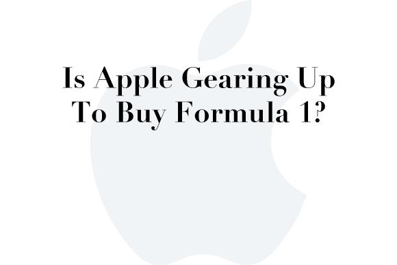 apple formula 1