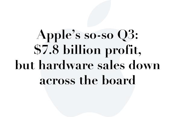 apple q3 2016