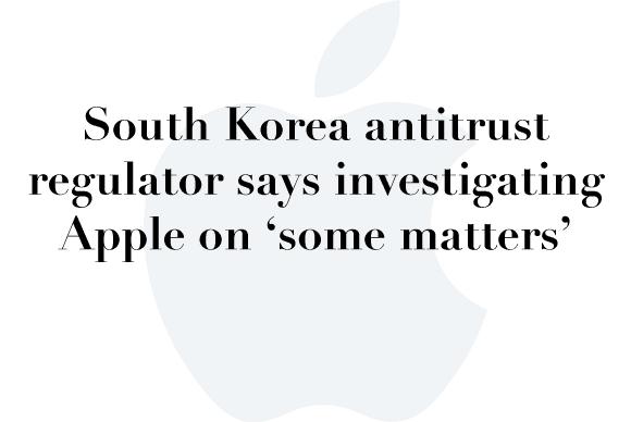 apple south korea