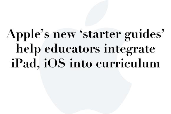 apple starter guides