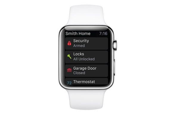 applewatch alarmcom