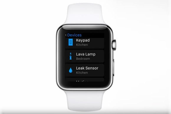 applewatch insteon