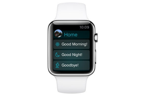 applewatch smartthings
