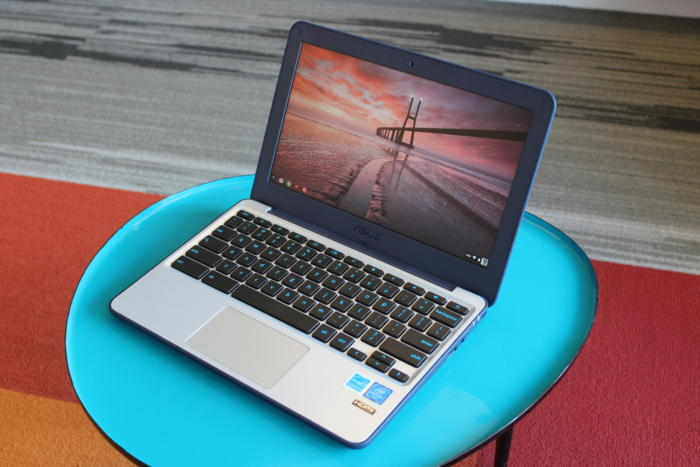 Asus Chromebook C202S review: You won't find a better-built