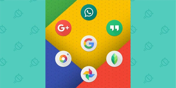Awesome Android Home Screens: The Googley Minimalist  (4)