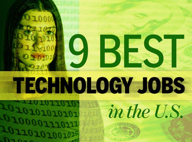 best tech jobs