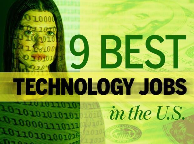 best tech jobs