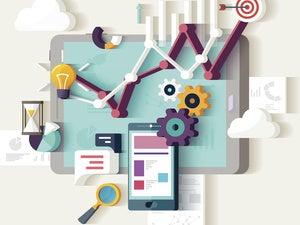 big data analytics research chart growth