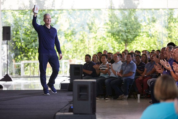 Tim Cook's first 5 years: Apple's CEO on failure and why he still believes in surprises