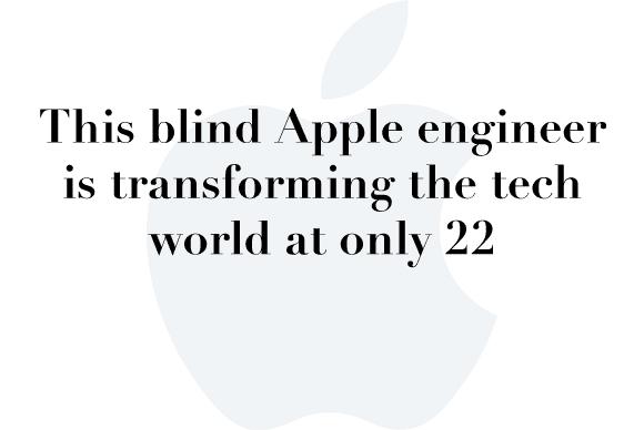 blind engineer
