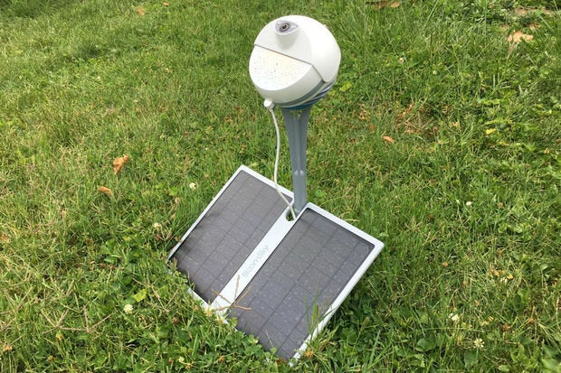 BloomSky weather station/webcam review: Your eye on the sky