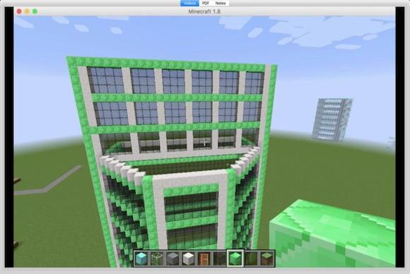 buildingforminecraft