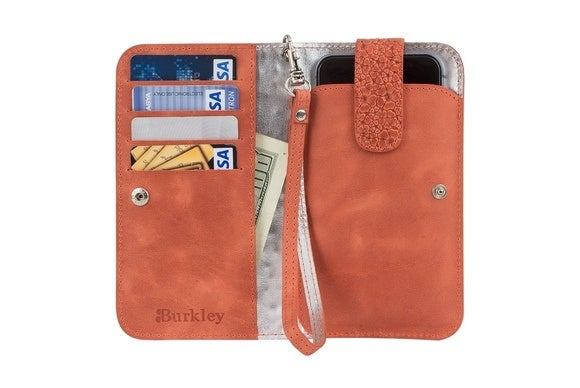 burkley wallet iphone