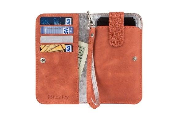burkley wallet iphone