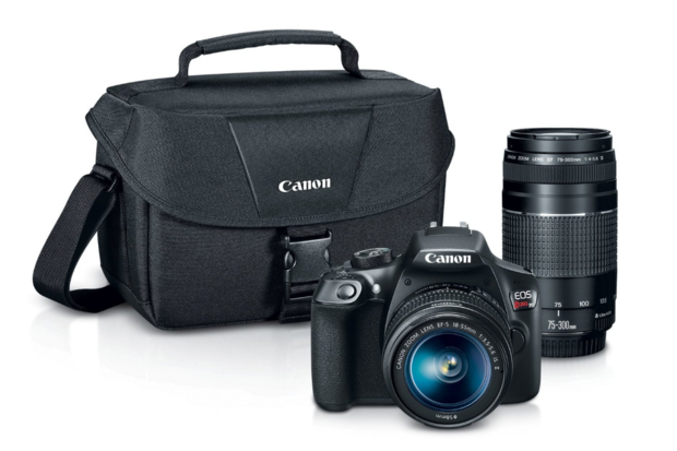 27 Off Canon Eos Rebel T6 Digital Slr Camera Kit With Ef