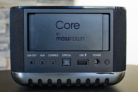 Mass Fidelity Core I/O ports