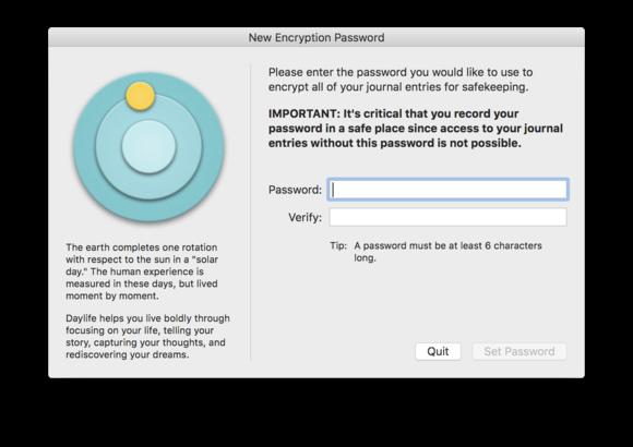 daylife encryption