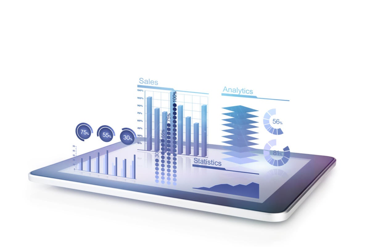 diagrams and charts projecting from tablet 000041725162 medium