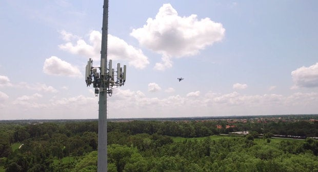 AT&T drone 2