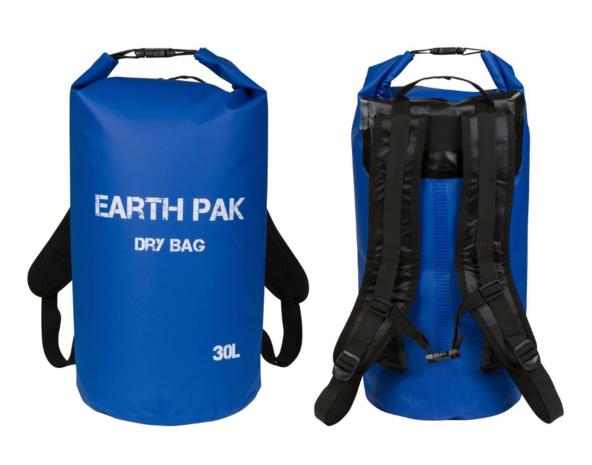 earthpack dry bag 30l
