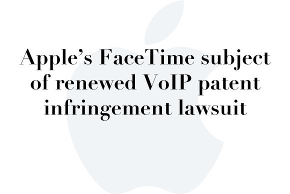 facetime lawsuit