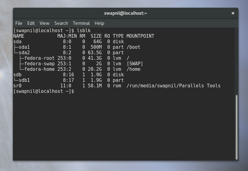 make a bootable flash drive in linux