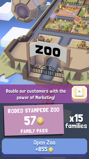fft rodeo stampede zoo