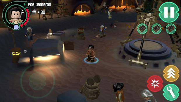Скачать Игру Lego Star Wars Tfa На Андроид - фото 9
