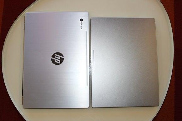 hp chromebook 13 google chromebook pixel face off